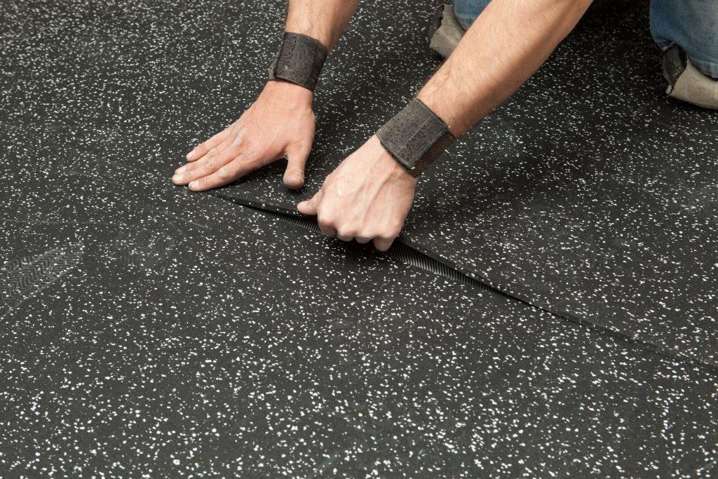 Резиновая крошка для спортивных покрытий